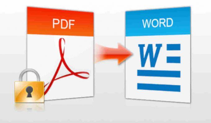 Cara Mudah Dan Cepat Ubah File Pdf Ke Word Dengan Gratis